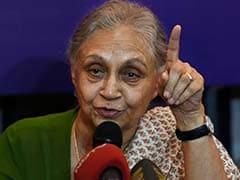 उत्तर प्रदेश में शीला दीक्षित पर दांव : कांग्रेस ने बनाया सीएम पद का उम्मीदवार