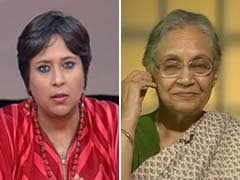 Sheila Dikshit Says No One Has Asked Her To Lead UP Campaign: Highlights