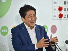 Japan PM Shinzo Abe Claims Victory In Parliamentary Vote