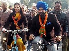 Navjot Kaur Sidhu, Wife Of Navjot Sidhu, Quits BJP