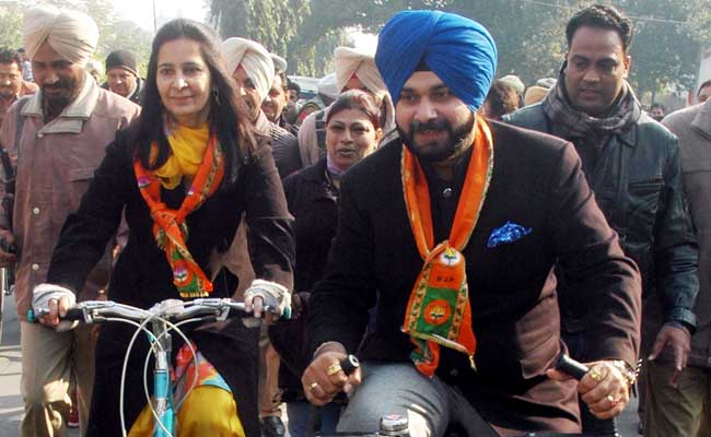 Congress Not A Good Match, Suggests Sidhu's Wife. Over To AAP