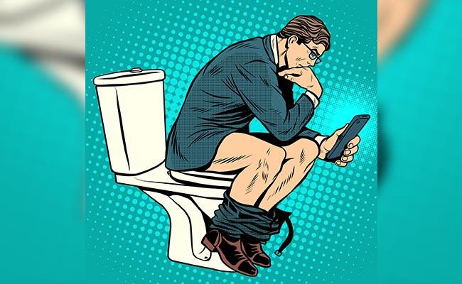 Do You Tweet on the Toilet? You're Not the Only One