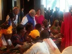 In Tanzania, PM Modi Meets The 'Solar Mamas' Of Africa