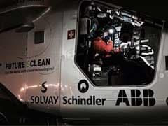 Solar Impulse 2 Leaves Egypt For Final Leg Of World Tour