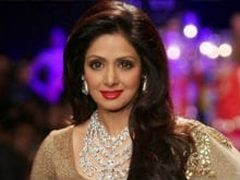 Sridevi to Launch Music Album of Prabhu Deva's Abhinetri