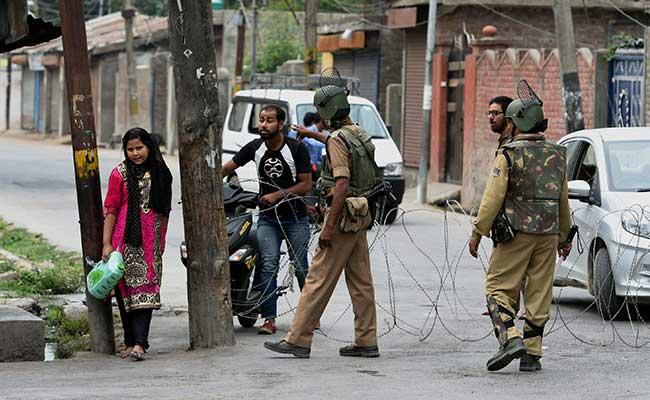Policeman, Civilian Shot Dead By Terrorists In Kulgam In Jammu And Kashmir