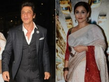 Shah Rukh Khan to Clash With Vidya Balan. Here's the Full Kahaani