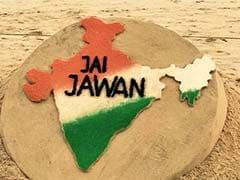 विजय दिवस : पीएम और रक्षामंत्री ने करगिल के शहीदों को दी श्रद्धांजलि; सुदर्शन पटनायक ने ऐसे किया नमन!