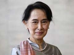 Myanmar's Aung San Suu Kyi To Visit The US
