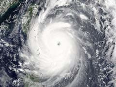 Over 15,000 Evacuated As Super Typhoon Hits Taiwan