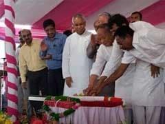 Suresh Prabhu Launches Construction Of Indian Railway's Longest Tunnel