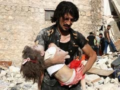 UN Condemns Killings Of Children In Northern Syria
