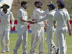 INDvsWI : विंडीज ने लंच तक 2 विकेट पर बनाए 62 रन, बारिश के कारण पहले दिन का खेल खत्म