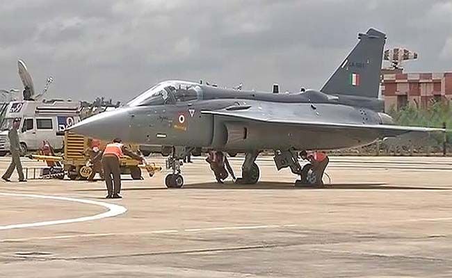 'Overweight' Tejas Won't Be Deployed On Aircraft Carriers, Says Navy