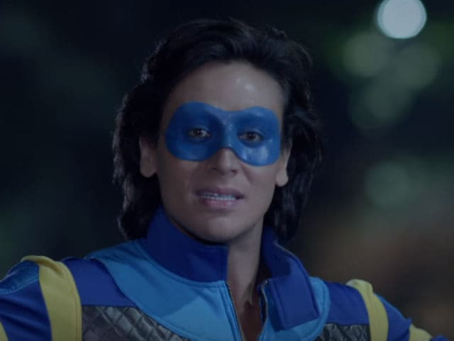 Wanted, an 'Innocent' Superhero For A Flying Jatt. Tiger Fits