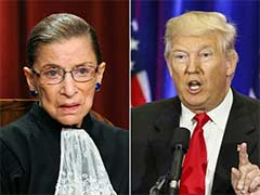 US Supreme Court Judge Sorry For Branding Donald Trump A 'Faker'