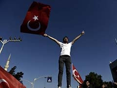 Erdogan Supporters Stand Guard As Crushed Coup Bid Shakes Turkey