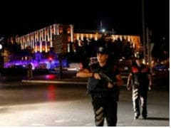 Turkish Chief Of Military Staff Taken Hostage: Report