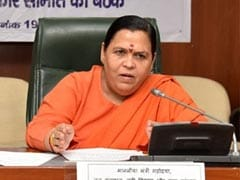 Those Seeking Surgical Strike Proof Should Take Pak Citizenship, Says Uma Bharti