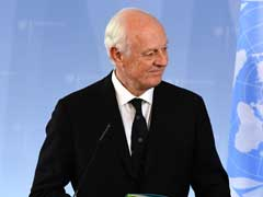 UN Envoy Hopes Geneva Meeting Will Pave Way For Syria Peace Talks