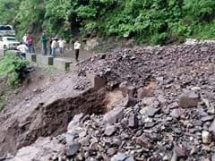 10 Killed, Many Missing After Cloudburst, Landslides In Uttarakhand