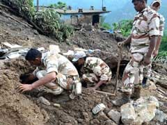 Uttarakhand: Search Operation Continues Two Days After Cloudburst