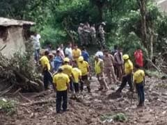 Over 20 Killed, Many Missing After Cloudburst Trigger Landslides In Uttarakhand