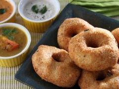 Medu Vada: What Makes it Such a Popular Breakfast Treat