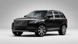 Volvo XC90 T8 Coming In 4-Seater Excellence Variant