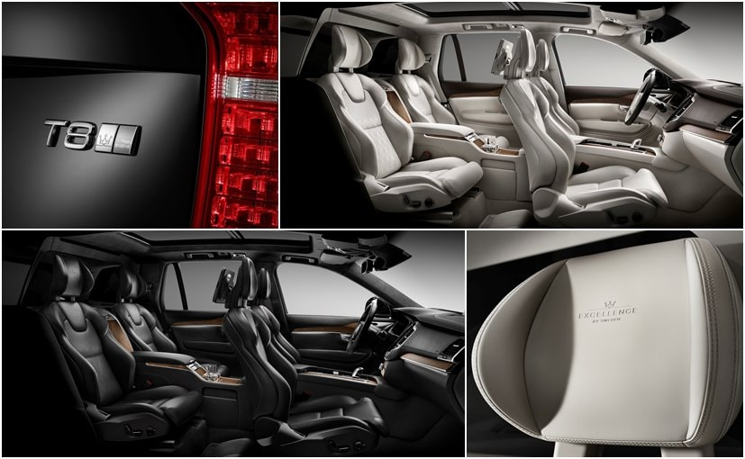 Volvo XC90 Excellence Edition