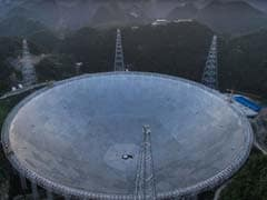 China Completes World's Largest Radio Dish To Let Scientists Hunt For Black Holes And E.T.