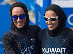 Muslim Female Athletes Find Sport So Essential They Compete While Covered