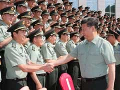 Amid South China Sea Tensions, Xi Jinping Pushes 2.3 Million-Strong Army To Win Wars