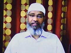 Maharashtra Government Sends Report On Zakir Naik To Centre