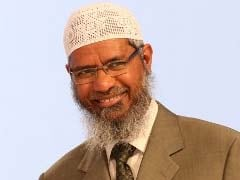 Senior Home Ministry Official May Be Axed Over Nod To Zakir Naik's NGO