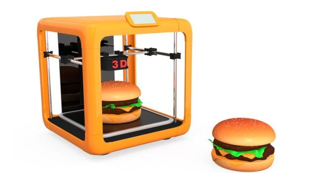 3d food printer in the making ndtv food for Programme 3d cuisine