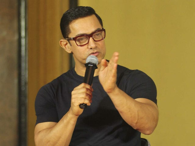 Aamir Khan Will Train Two Interns Every Year. Who's Up?