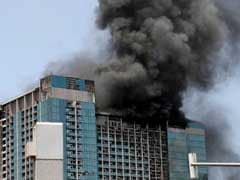 Fire Hits 28-Floor Abu Dhabi Tower Under Construction
