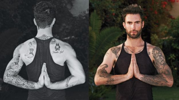 From Adam Levine to Hugh Jackman, Hollywood Heartthrobs ...