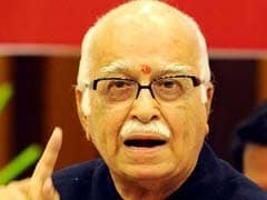 Feel Like Resigning, LK Advani Said To Smriti Irani After Parliament Is Adjourned