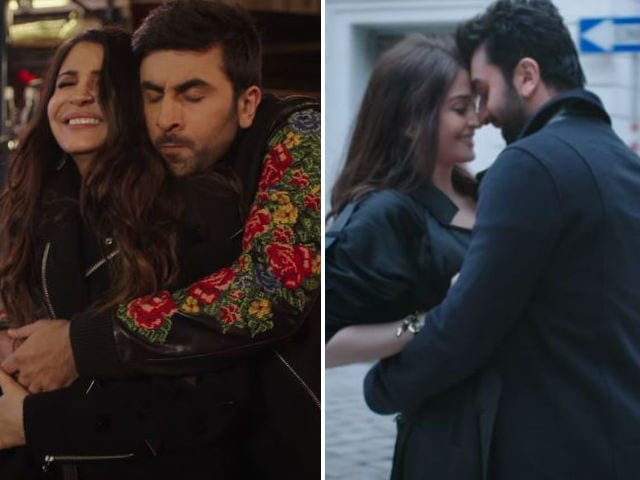 Ae Dil Hai Mushkil Teaser: Ranbir. Aishwarya. Anushka. Heartbreak