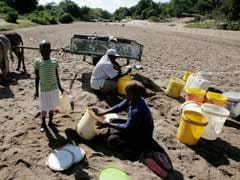 Parched Zimbabwe Faces Dire Water Shortages As New Dry Season Nears