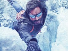 In Ajay Devgn's Icy <i>Shivaay</i> Trailer, There Will Be Blood