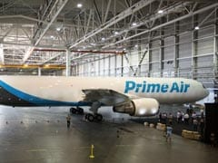 Amazon 'Prime' Plane Takes Flight