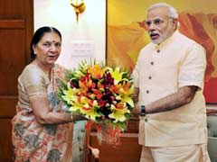 Who Will Succeed Anandiben Patel As Gujarat's Chief Minister? Speculations Rife