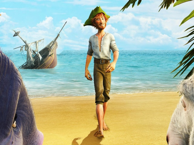 Animated Robinson Crusoe Film to Arrive in India in September