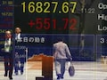 Asia Shares Creep Up To Near 2-Year Peak, Dollar Firms
