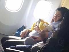 Hyderabad: Baby Born Mid-Flight Gets A Million Air Miles As Gift