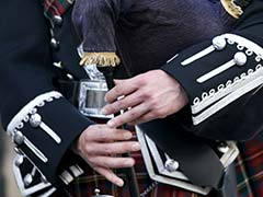 'Bagpipe Lung' Death Prompts Warning For Wind Musicians