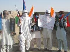 बलूचिस्तान में पाक के खिलाफ प्रदर्शन तेज, तिरंगा और पीएम मोदी की तस्वीरें लहराईं